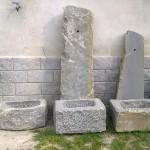 fontane pietra arenaria locale