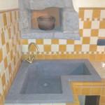 lavello pietra locale